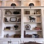 Library Detail-Trish Albano Interiors
