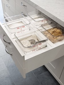 Baking Drawer Storage