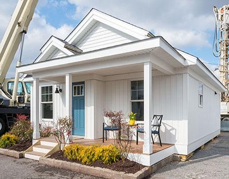 Senior Tiny Cottage